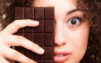Dark Chocolate Can Make You Happy and Healthy